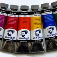 colori ad olio van gogh